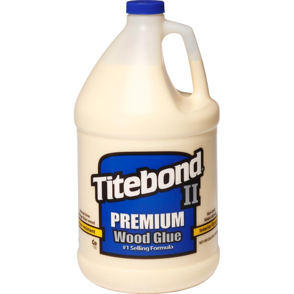 TITEBOND II PREMIUM GALON 3785ML. PEGAMENTO PROFESIONAL PARA EXTERIORES